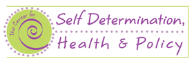 Center for Self Determination, Health and Policy logo